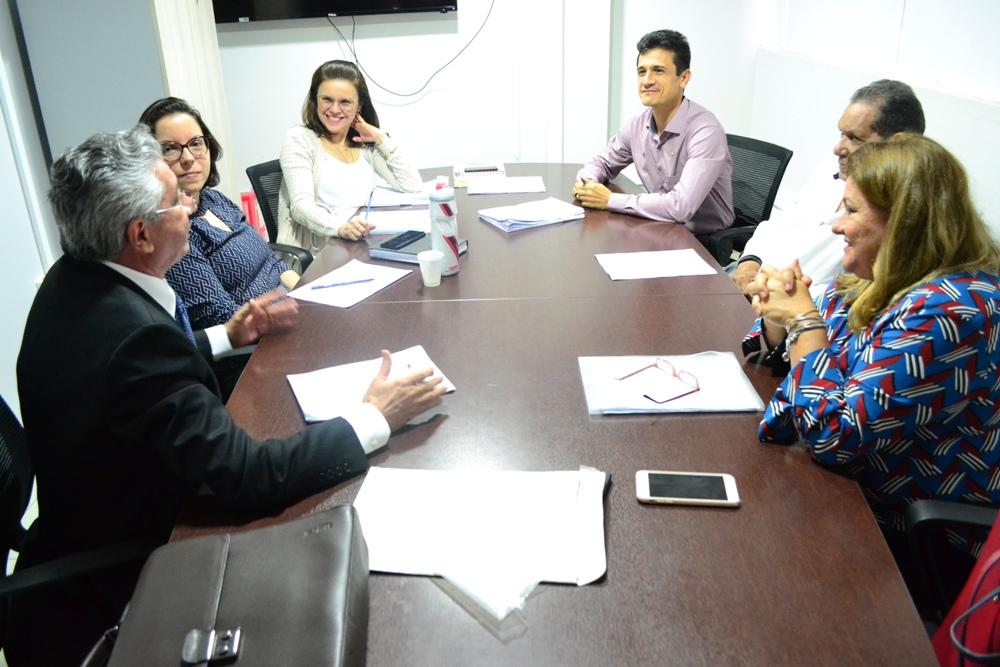 Reunião com Defensores Públicos de Categoria Especial