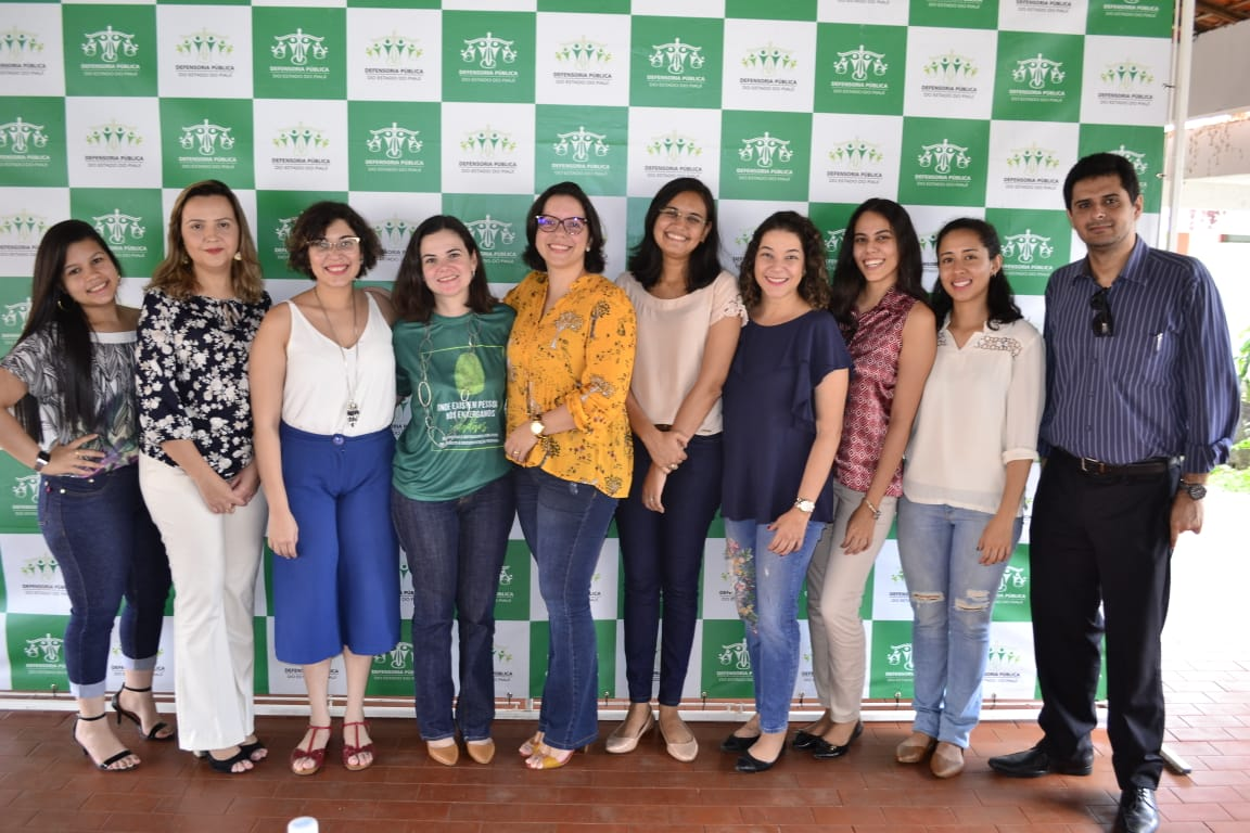Ação da Defensoria Pública no CSU do Parque Piauí