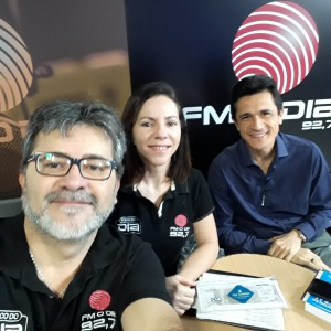Dr. Dárcio Rufino e equipe do Programa