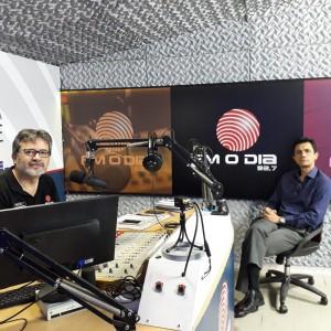 Dr. Dárcio Rufino em entrevista a Berg Neves