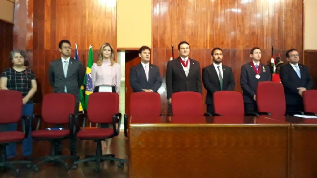 Dra. Rosa Viana representou a Defensoria na Sessão