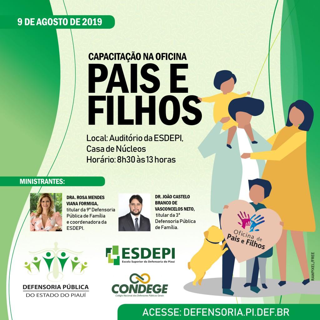 CAPACITACAO OFICINA DE PAIS E FILHOS aprovada