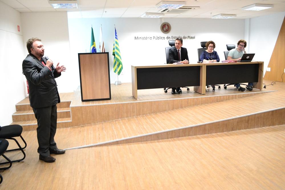 Dr. Igo Sampaio no MPPI