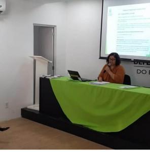 Dra. Ana Lúcia Sousa falou sobre Regularização Fundiária Urbana