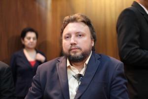 Dr. Igo de Sampaio, durante a Sessão na Alepi (Foto: Paulo Pincel)
