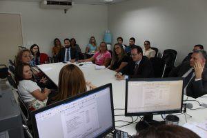 Reunião para definir o próximo Balcão de Negócios