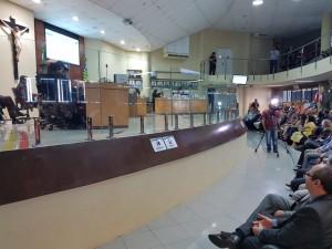 Posse do Juiz Eleitoral Aderson Nogueira