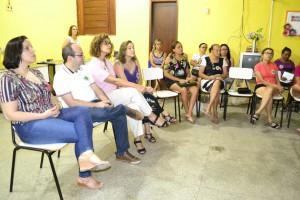 Dr. Erisvaldo Marques também esteve presente