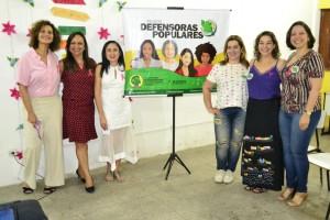 Defensoras Públicas em mais um módulo do Curso Defensoras Populares
