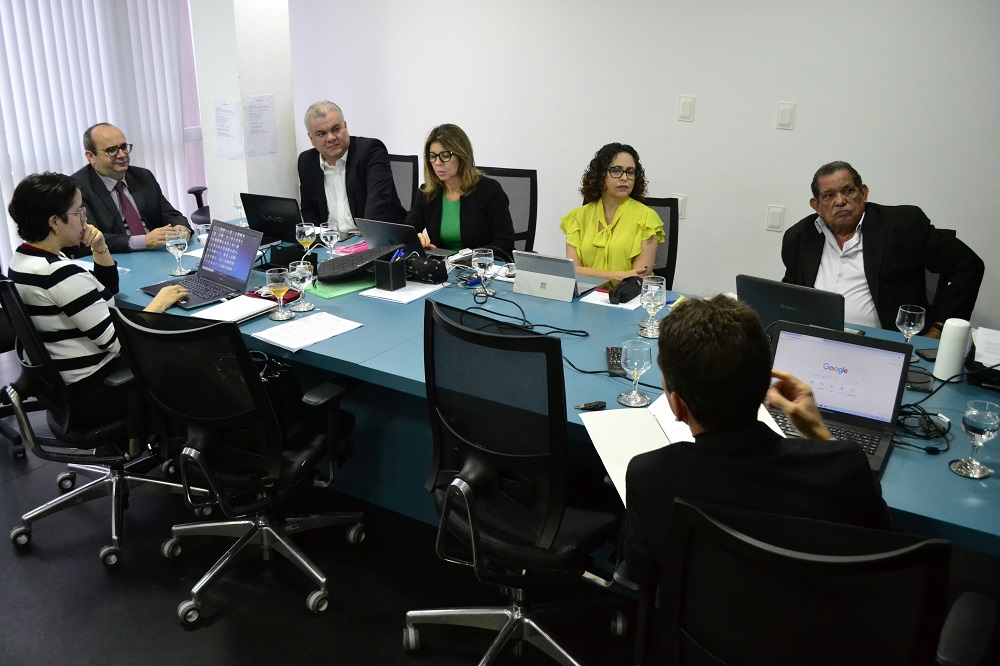 Conselho aprova prestação anual de contas do Fundo de Modernização e Aparelhamento da Defensoria Pública do Estado do Piauí