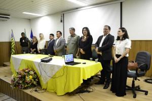 Solenidade foi realizada no Quartel do Comando Geral da Polícia Militar