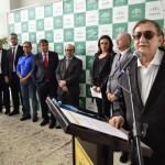 Prefeito de Parnaíba agradeceu pela nova sede