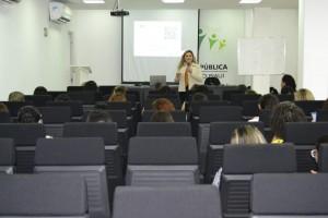 Patrícia Monte falou sobre a necessidade da troca de informações