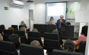 Defensor-Geral, Erisvaldo Marques destacou a importância da capacitação